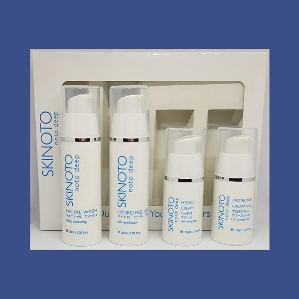 SKINOTO Facial Wash FULL SET